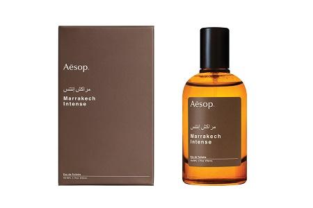 Aesop представили свои новые духи - Marrakech Intense Fragrance