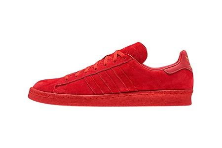 "Кеды adidas Originals Campus 80s ""College Red"""