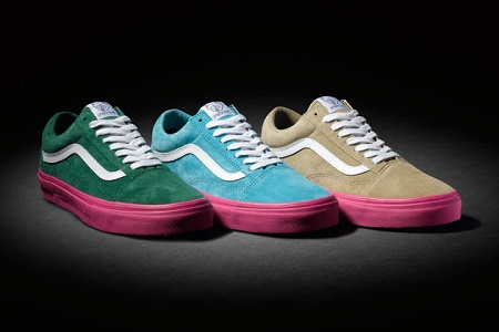 "Кеды Odd Future x Vans Syndicate Old Skool Pro ""S"""
