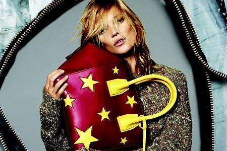 Кейт Мосс стала лицом коллекции Stella McCartney Осень/Зима 2014