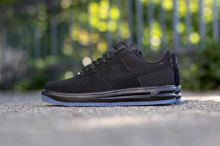 Кроссовки Nike Lunar Force 1 '14 Black