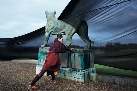 Лукбук осенней коллекции adidas by Stella McCartney 2014