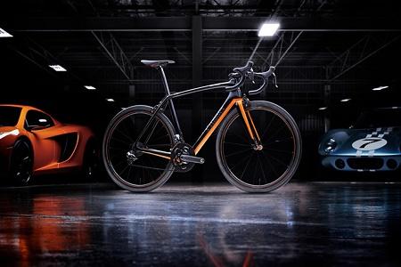 McLaren и Specialized сконструировали велосипед