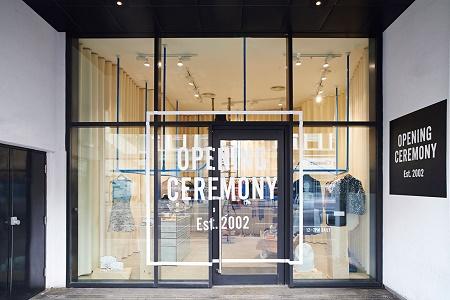 Opening Ceremony открывают новое отделение в лондонском отеле Ace