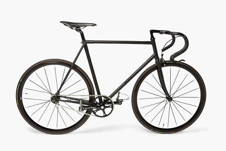 Пол Смит представил новый велосипед Mercian Fixed Gear