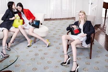 Рекламная кампания Dior Осень/Зима 2014