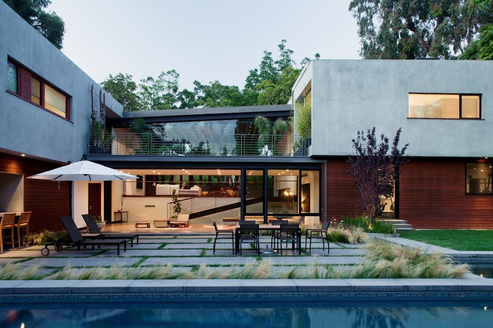 Резиденция San Lorenzo Residence построенная Mike Jacobs Architecture