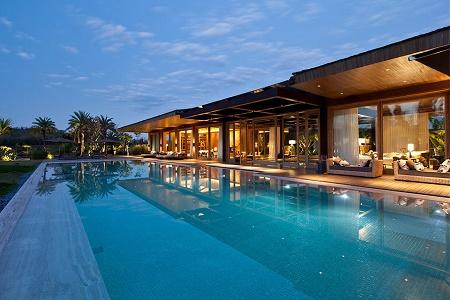 Современный дом Nova Lima спроектированный S+A Brazil