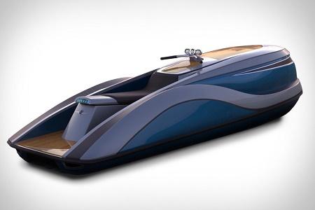 Strand Craft представила luxury-аквабайк