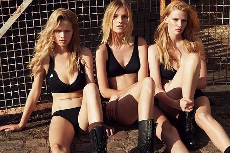 "Фотосессия ""Super Normal Super Models"" от Мерта Аласа и Маркуса Пигго для W Magazine"