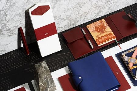 Hermès представили первые канцелярские товары
