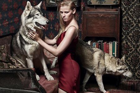 Кейт Мосс - новый редактор Vogue UK