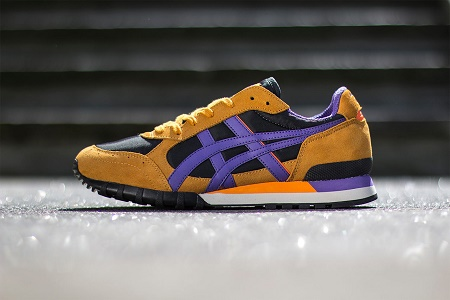 Кроссовки Onitsuka Tiger Colorado 85 Black/Ultra Violet