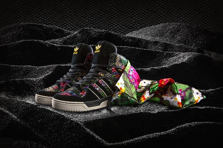 Кроссовки Big Sean x adidas Originals 2014 Metro Attitude​