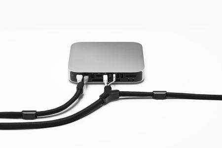 Новый аксессуар BlueLounge Soba для организации кабелей