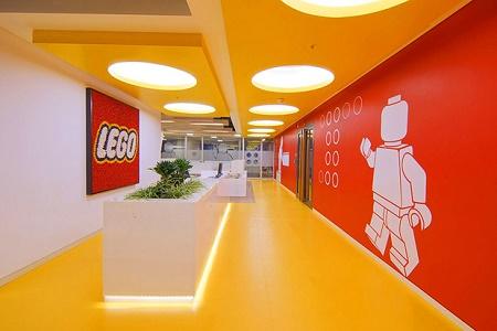 Офис компании LEGO в Стамбуле
