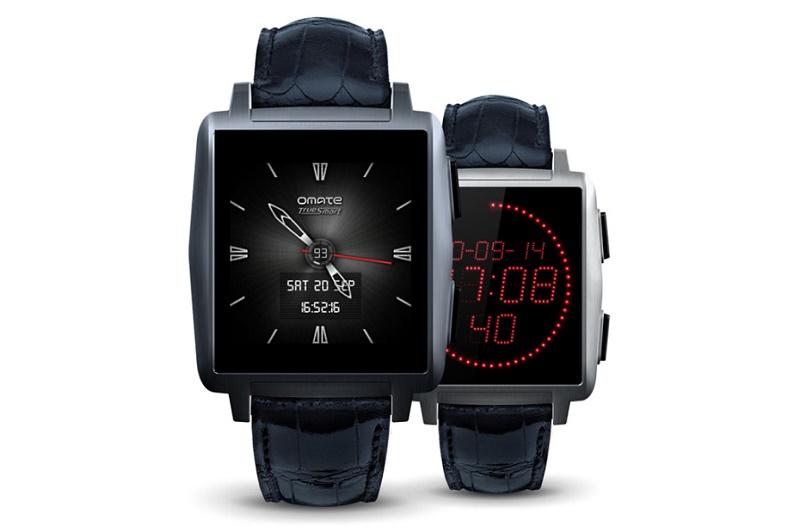 Omate анонсировала «умные» часы с премиум-дизайном за 130 долларов