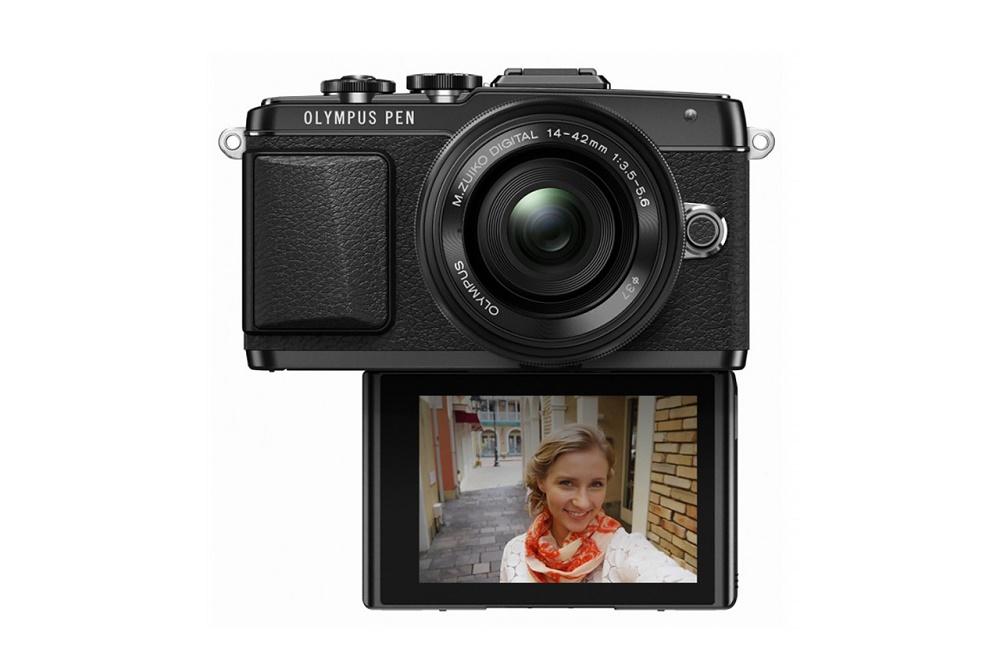 Представлена беззеркальная камера Olympus PEN E-PL7