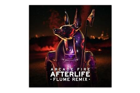 Премьера Arcade Fire – Afterlife (Flume Remix)