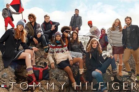 Рекламная кампания Tommy Hilfiger Осень/Зима 2014