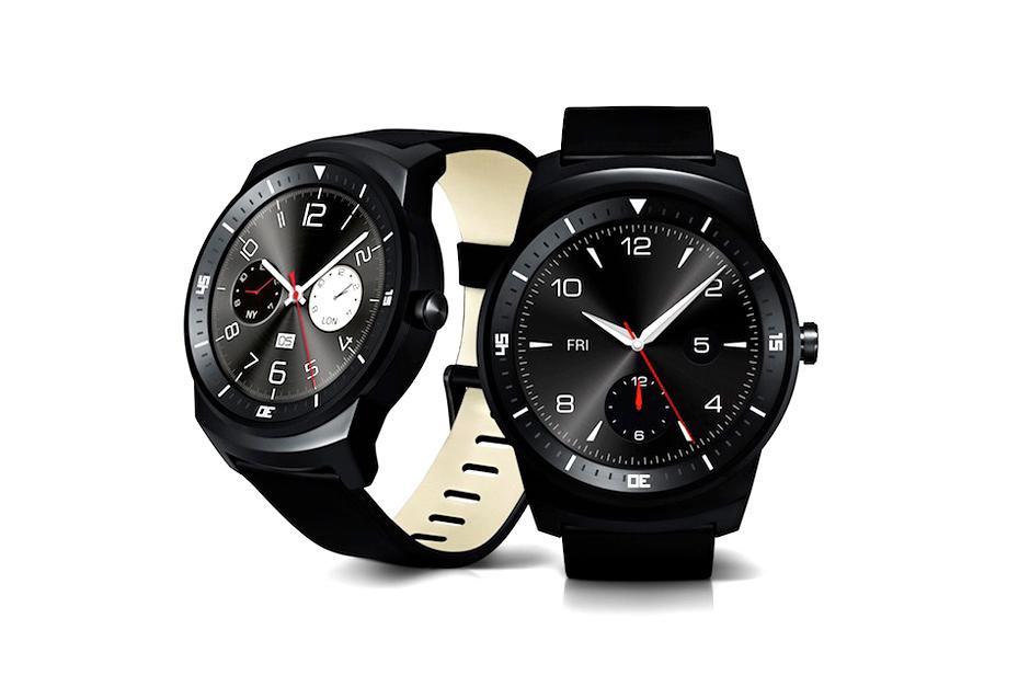 Умные часы LG G Watch R официально рассекречены