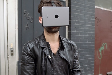 Канадцы превратили iPad mini в очки виртуальной реальности