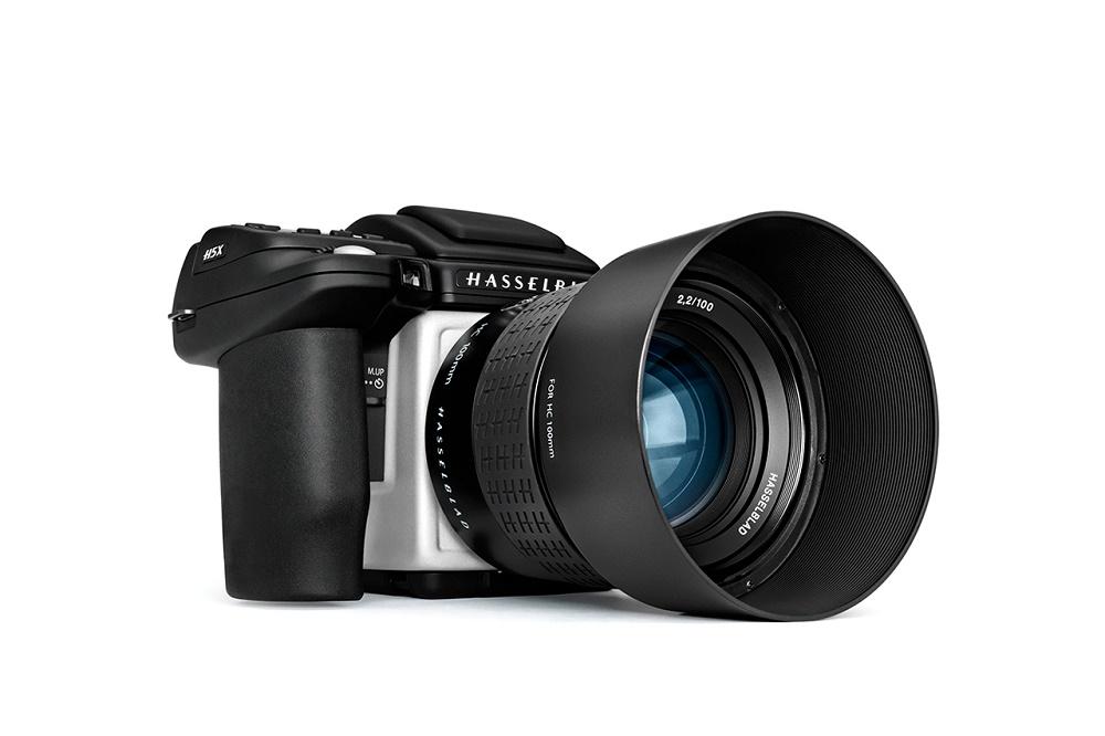Анонс среднеформатной камеры Hasselblad H5X