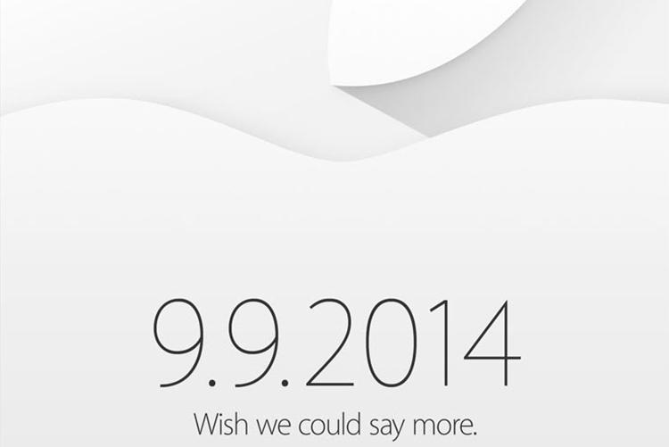 Apple сообщила, когда представит новинки