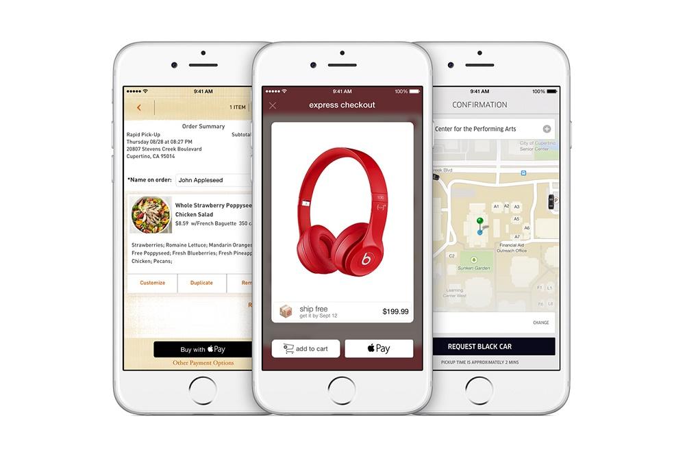 Apple запускает сервис электронных платежей Apple Pay