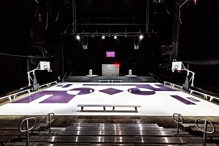 Баскетбольный турнир Pigalle и Nike в Нью-Йорке