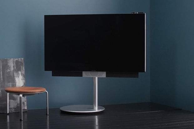 Диагональ нового телевизора Bang & Olufsen BeoVision Avant 4K составляет 85 дюймов