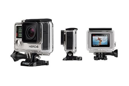 GoPro Hero 4 — раскрыты характеристики и дата выхода