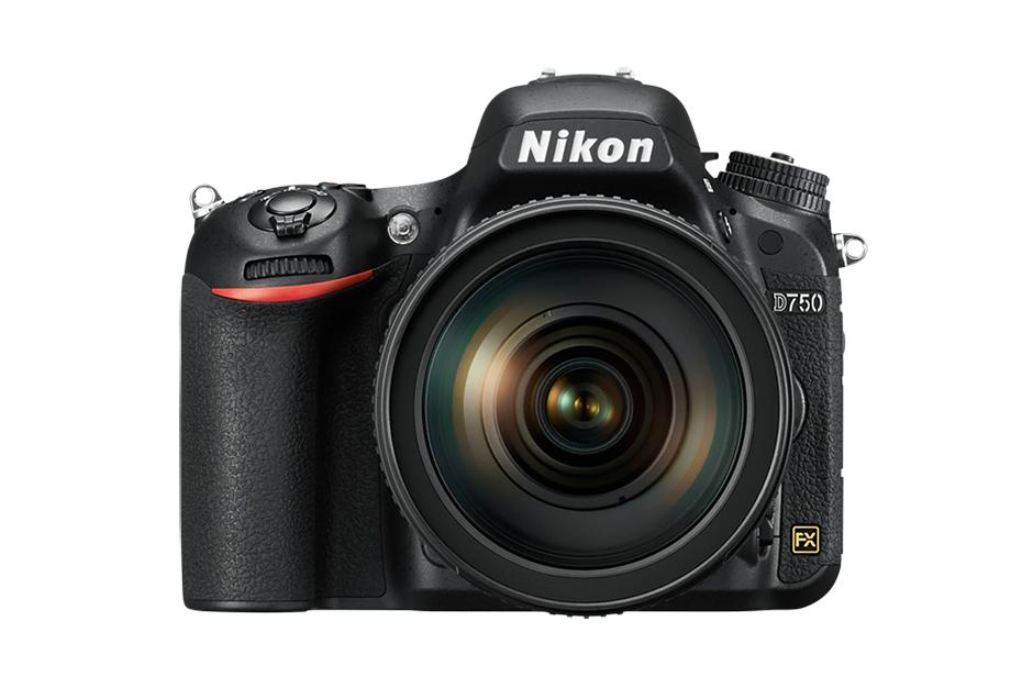 Nikon представила полнокадровую DSLR-камеру D750