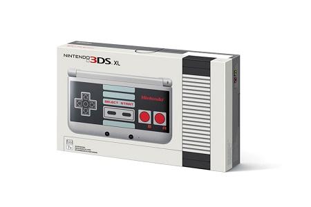 Nintendo готовит специальную версию 3DS XL для поклонников NES