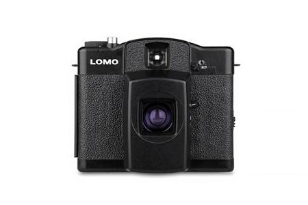 Новая камера LOMO LC-A 120 от Lomography