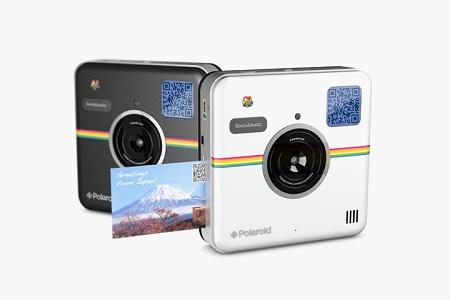 Polaroid выпустит камеру в форме иконки Instagram