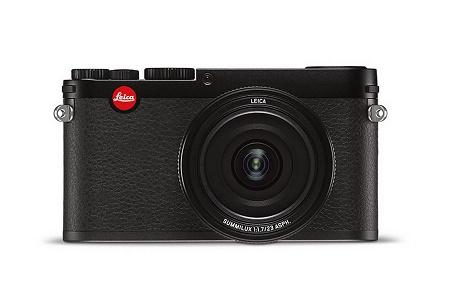 Представлены новые компактные камеры Leica X и X-E