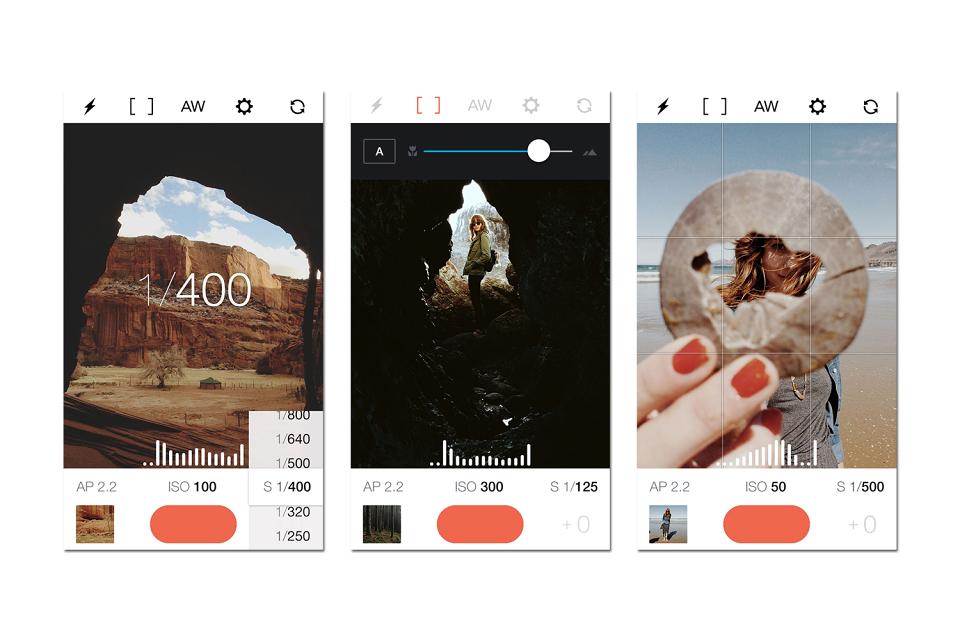 Приложение Manual для iOS 8 позволяет фотографировать в полностью ручном режиме