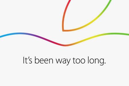 Apple подтвердила проведение презентации 16 октября