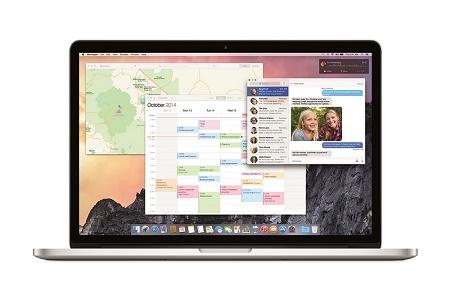 Apple представила финальную версию OS X Yosemite