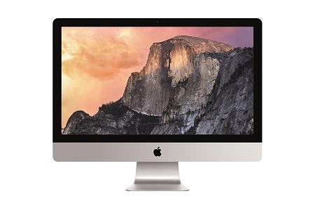 Apple представила iMac с дисплеем Retina 5K