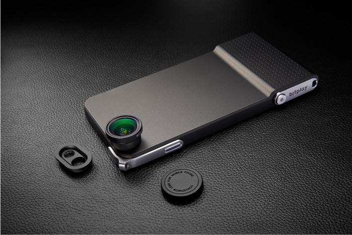 Чехол SNAP! 6 превратит iPhone 6 Plus в полноценный камерофон