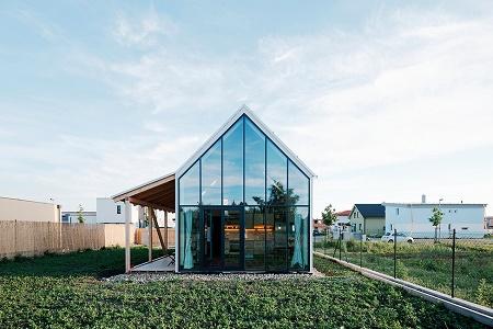 Дом для семьи в Словакии