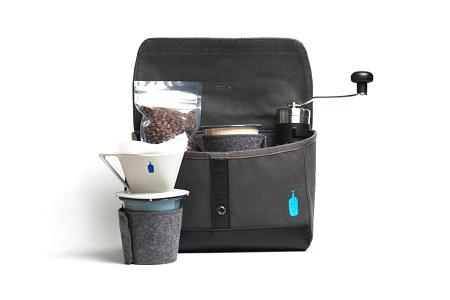 Дорожная кофейная сумка от Timbuk2 и Blue Bottle Coffee