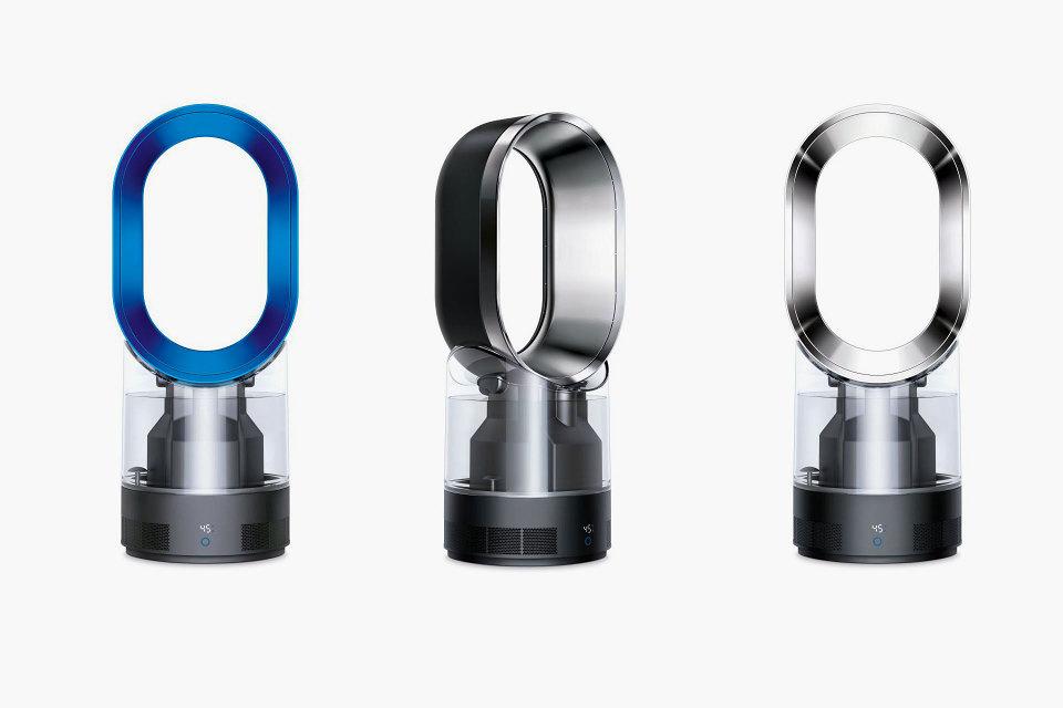 Dyson выпустила увлажнитель воздуха со встроенным ультрафиолетовым излучателем