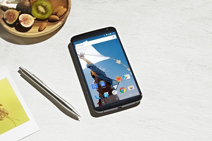 Google представила Nexus 6 официально