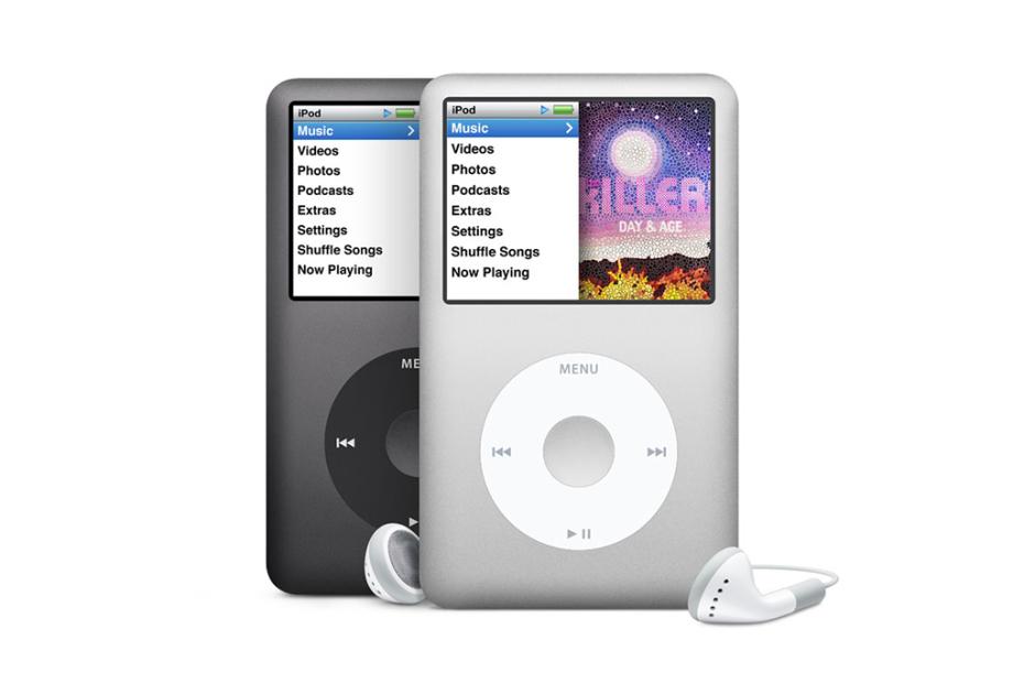 Ipod Classic уходит в прошлое