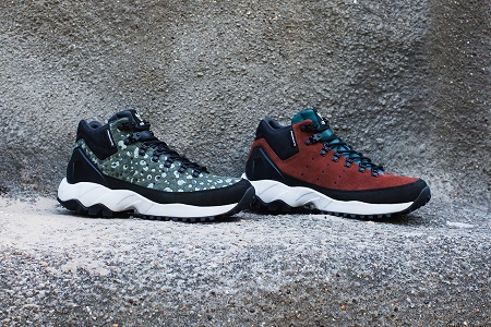 Коллекция ботинок adidas Originals Primaloft сезона Зима 2014