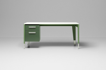 "Коллекция мебели G-Star RAW x Vitra ""Prouvé RAW: Office Edition"""