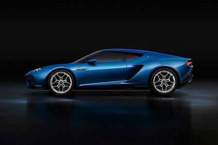 Lamborghini презентовала первый гибридный гиперкар Asterion LPI 910-4